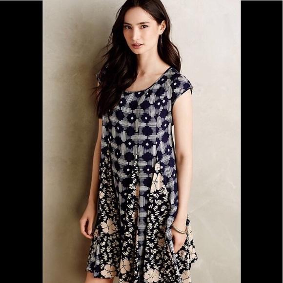 60c238f439 Anthropologie Dresses   Skirts - Maeve Indiga Swing Dress